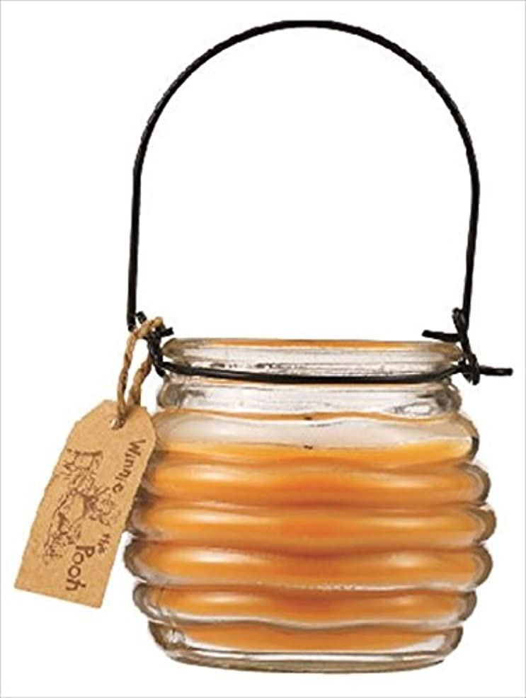 ヒゲバス橋脚kameyama candle(カメヤマキャンドル) プーさんハニーランタン キャンドル 105x100x170 (A2120500)