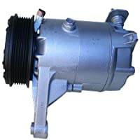 TCW 15-21585R A/C Compressor and Clutch (Tested Select) [並行輸入品]