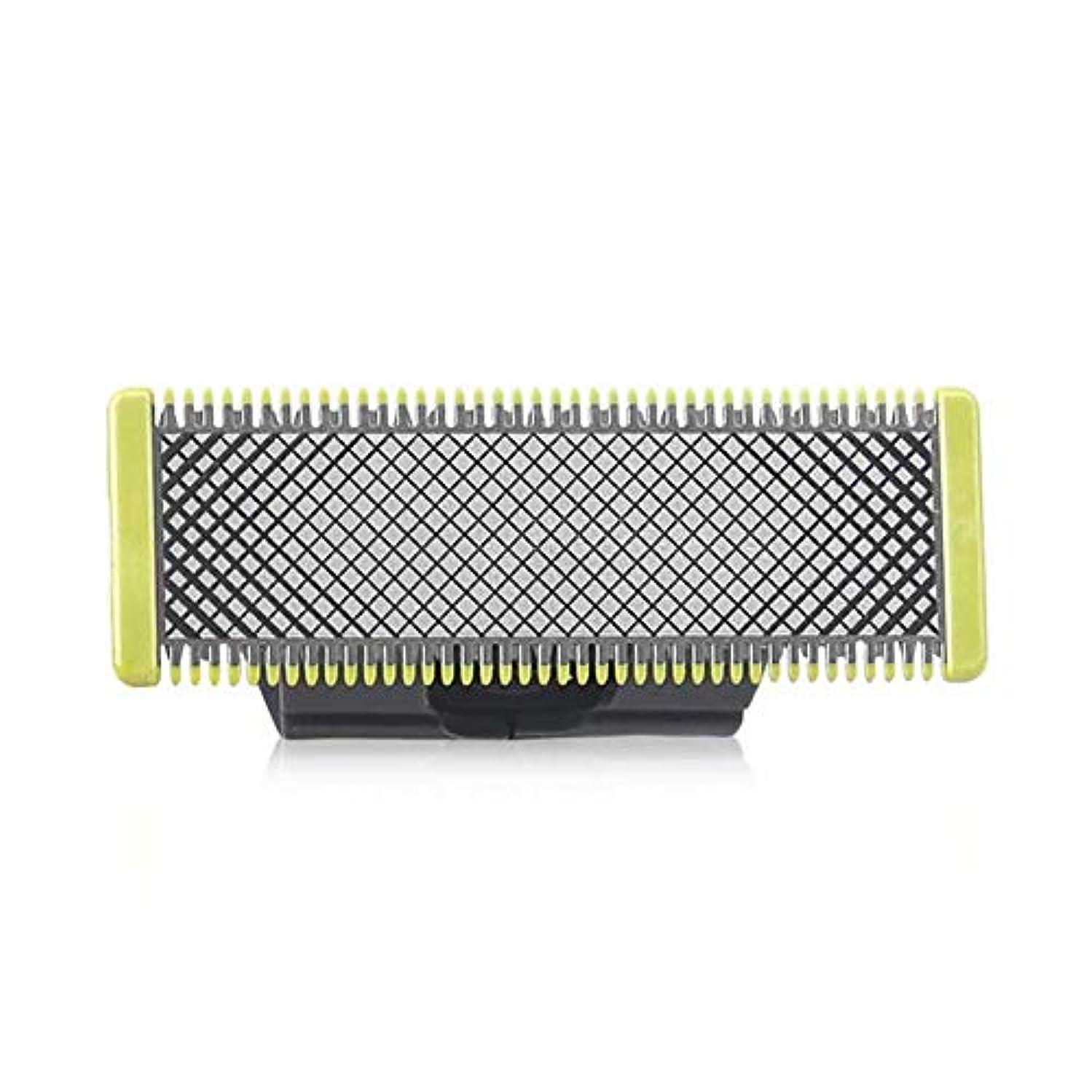 磁器抑圧者有罪カミソリヘッド用交換ブレード、OneBlade QP2520用の実用的なシェービング安全カミソリヘッド