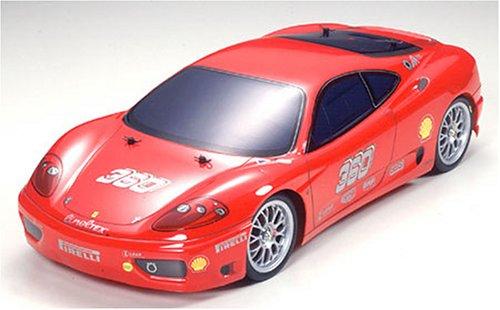 1/10 電動ラジオコントロールカー シリーズ フェラーリ 360 モデナ チャレンジ(TL-1)