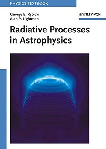 Radiative Processes in Astrophysicsの詳細を見る