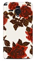 SECOND SKIN SINDEE 「Splashed Rose (ベージュ)」 / for AQUOS PHONE Xx 206SH/SoftBank SSH206-ABWH-193-K625