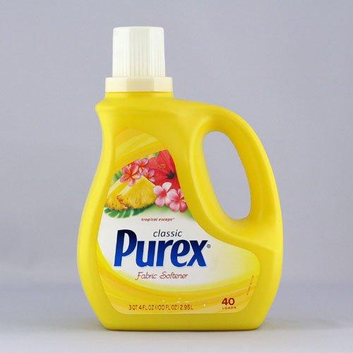 【Purex Soft】ピュレックス柔軟剤(トロピカルエスケープ)40回分 (100oz 2.95L)