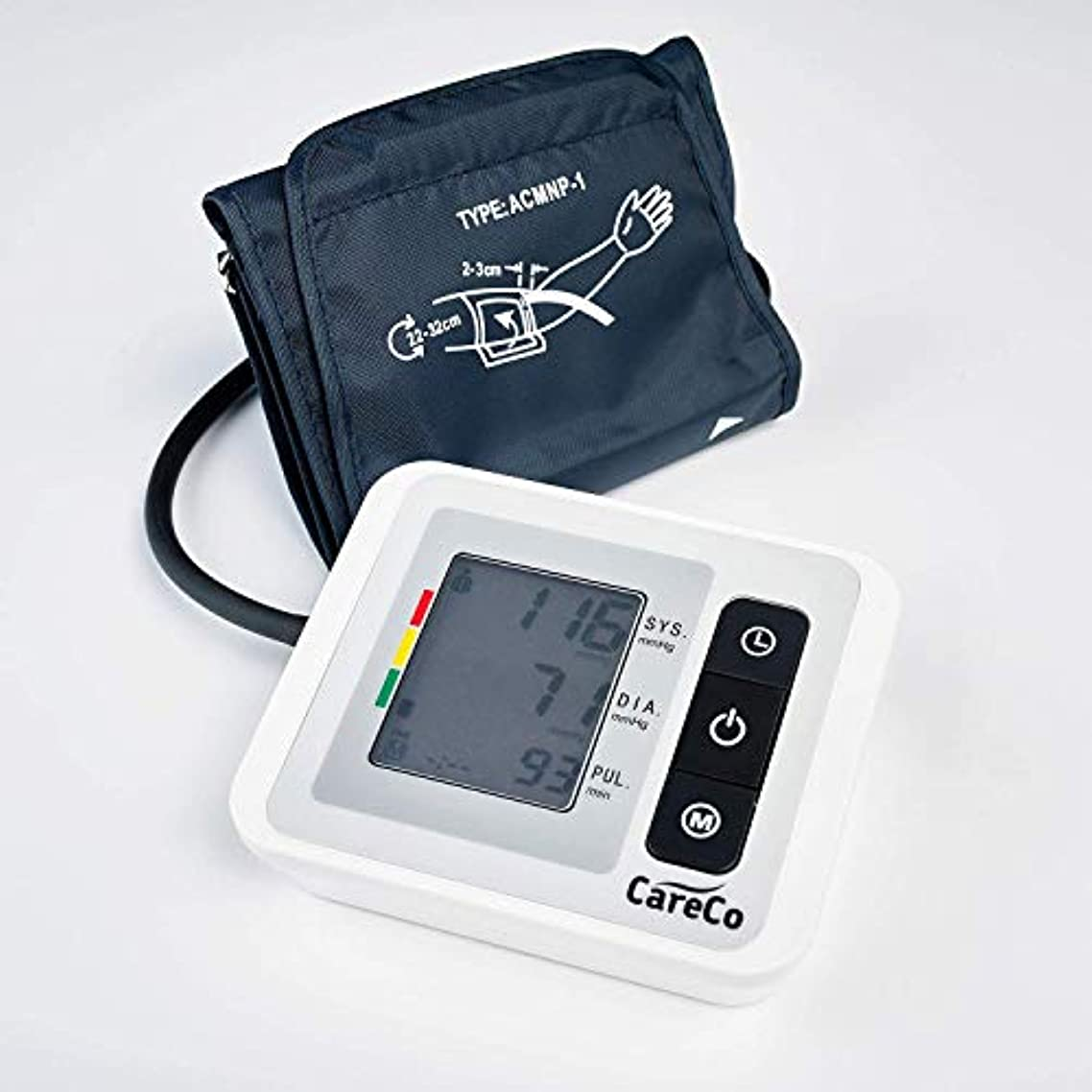 導出真向こう通知Digi血圧モニター