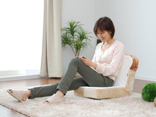 セルタン 食パン座椅子低反発 PN1a-359WH515BE516BR
