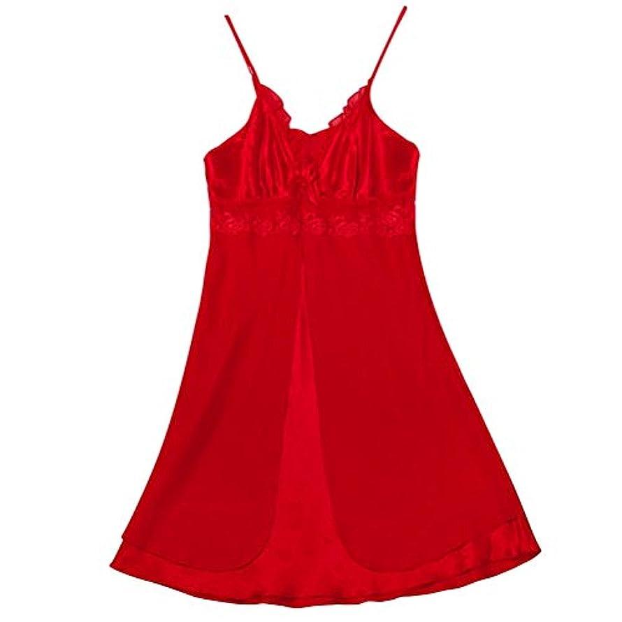 罹患率ぼかす動脈ランジェリー ファッション女性 セクシーレース 大きいサイズ 寝間着 下着レース ベビードール セット ストラップレース 夜 ドレスセクシー