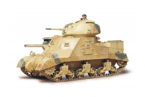 1/35 ミリタリーミニチュシリーズ No.41 イギリス陸軍 M3 グランド Mk.I 中戦車 35041