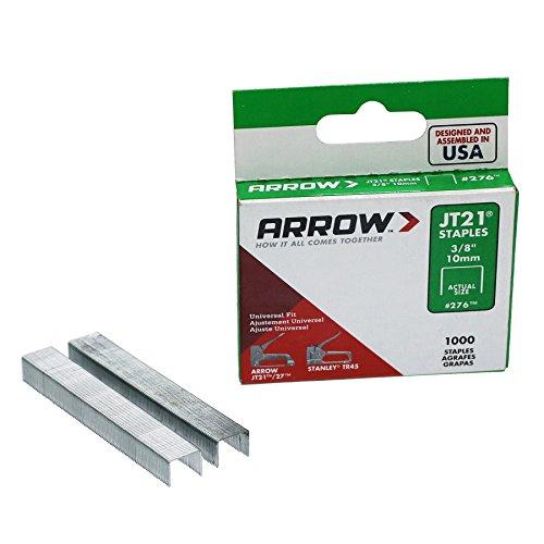 ARROW ハンドタッカー イージーショット 替針 10mm 276 1個 1000本