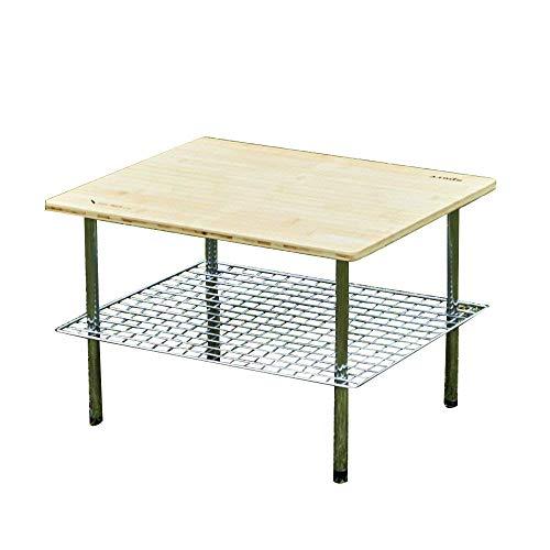 特価 テンマクデザイン ワーク テーブル【LOW・竹天板】