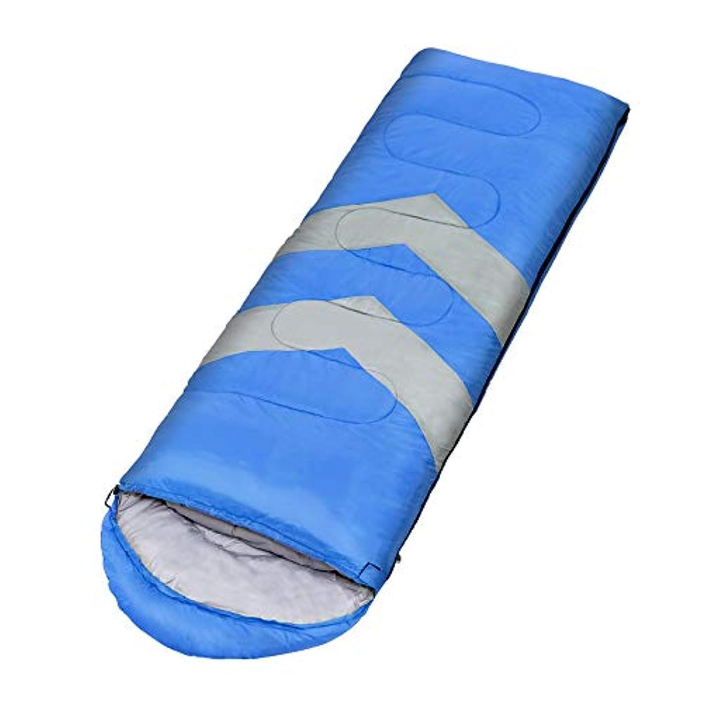 受賞便利さ会社大人の屋外の屋内春と夏の薄いセクション超軽量ポータブル四季シングルキャンプミニ寝袋