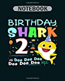 Notebook: 1th 1st first grade teacher shark school doo gift - 50 sheets, 100 pages - 8 x 10 inches