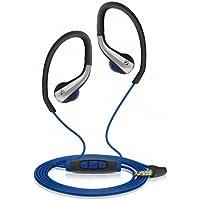 (ゼンハイザー)Sennheiser Adidas Sports In-Ear Headphones   OCX685iアディダススポーツインイヤー式ヘッドフォン イヤホン ファーストクラス音  (blue 青色)(海外直送品 )