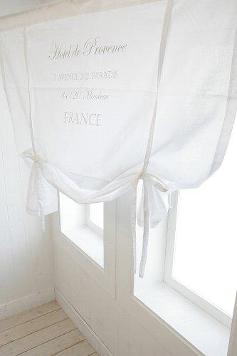 RoomClip商品情報 - 【プルアップカーテン・プロヴァンス カフェカーテン】 コベントガーデン covent garden co-lp-10