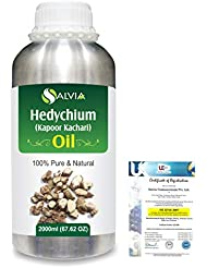 Hedychium (Kapoor Kachari) 100% Natural Pure Essential Oil 2000ml/67 fl.oz.