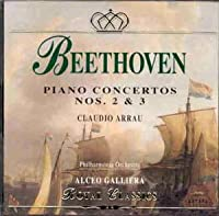 Beethoven;Piano Cons.2 & 3