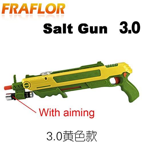 Bug-a-salt 3.0 Insect Eradication Gun (yellow) レーザ...
