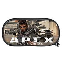 Apex legends リュック・バックパック 人気の鉛筆ケース学生はジッパー付きプリント鉛筆バッグ用品 (Color : A18, Size : 21 X 5 X 10cm)
