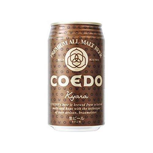 ビール COEDO 小江戸ビール 伽羅 kyara 350ml 24本 1ケース