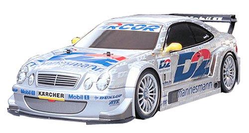 1/10 電動ラジオコントロールカー シリーズ ベンツ CLK DTM 2000 チームD2