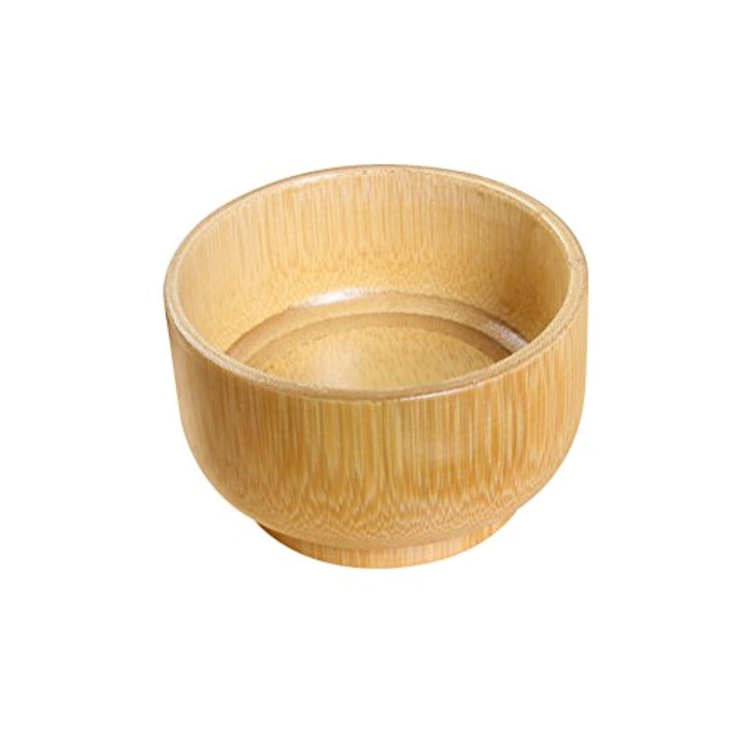うるさい封建公然とROSENICE 男性用シェービングソープボウルカップラージディープサイズシェービングマグカップ