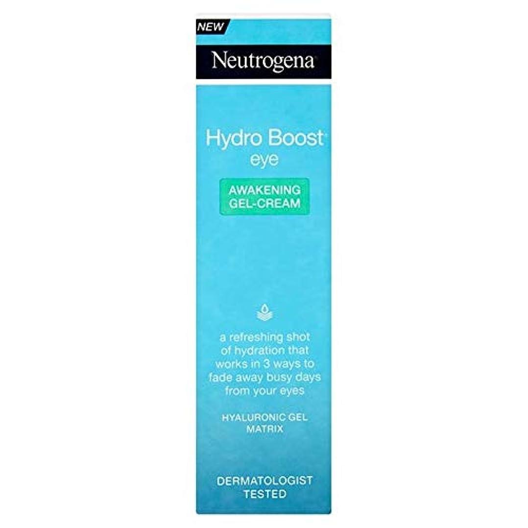 化粧存在する事実上[Neutrogena ] ニュートロジーナハイドロブーストアイ覚醒ゲルクリーム15Ml - Neutrogena Hydro Boost Eye Awakening Gel-Cream 15ml [並行輸入品]