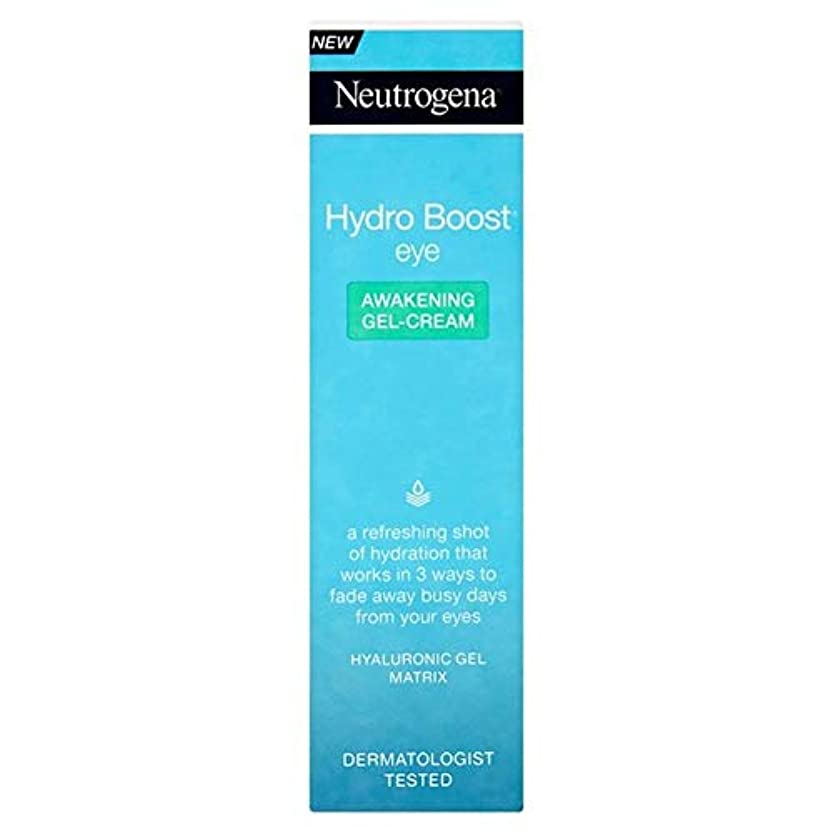 容赦ない眉食料品店[Neutrogena ] ニュートロジーナハイドロブーストアイ覚醒ゲルクリーム15Ml - Neutrogena Hydro Boost Eye Awakening Gel-Cream 15ml [並行輸入品]