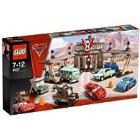 レゴ カーズ フローのV8カフェ 8487 [並行輸入品]