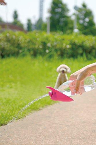 リッチェル お散歩ハンディシャワー ピンク