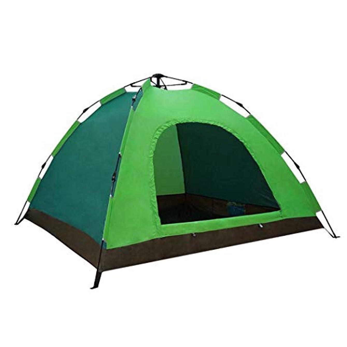 ナインへ早める人に関する限りキャンプテント_ダブルツーリストテントスピード2?3人キャンプアウトドア