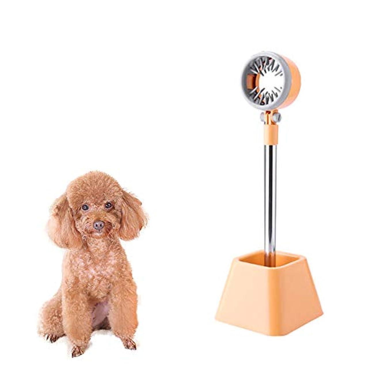 ギャラリーもろい証拠【Tona】猫お風呂 犬お風呂 ヘアードライヤースタンド ヘアドライヤーホルダー 180度 回転 シャンプー トリミング 用品 ハンズフリー ペット用