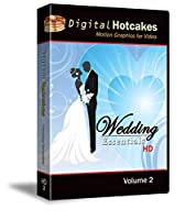Digital Hotcakes Wedding Essentials HD Vol 2 [並行輸入品]