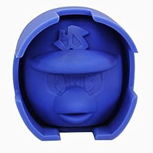 東京ヤクルトスワローズ つば九郎 3D立体アイストレー 製氷器 色々作れるシリコントレー