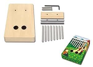 SUZUKI スズキ 手づくり楽器シリーズ トレモロカリンバキット
