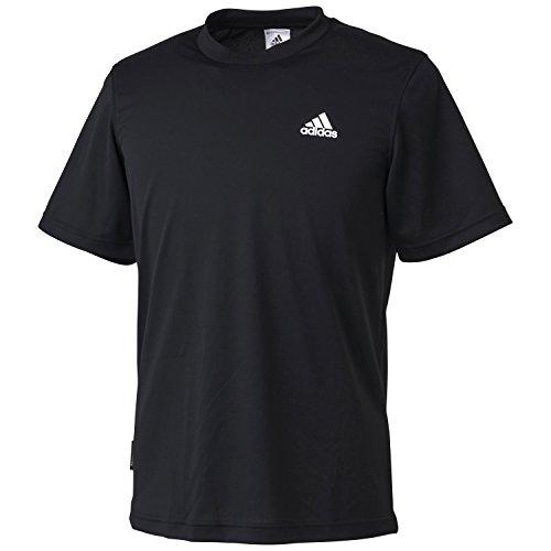 (アディダス)adidas トレーニングウェア エッセンシャルズ BASIC パック半袖Tシャツ ABN57 [メンズ] AP3906 ブラック/ホワイト J/M