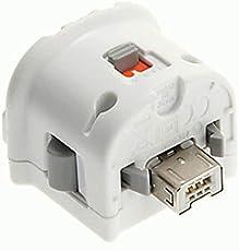【ノーブランド 品】任天堂Wii リモコン用 外部センサー アダプター モーションプラスセンサーアダプター