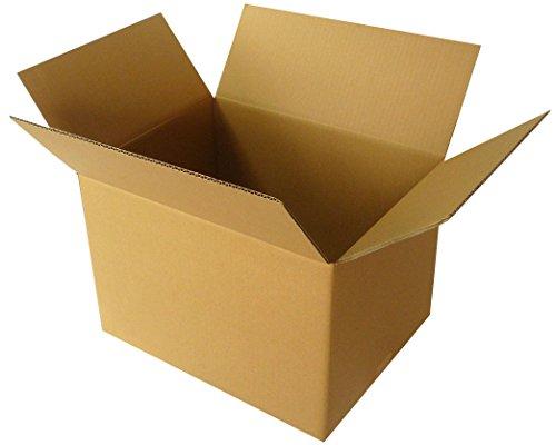 ボックスバンク ダンボール(段ボール箱)120サイズ 10枚セット 引越し・配送用 FD05-0010-a