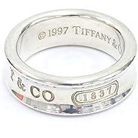 TIFFANY(ティファニー) リング 1837 SV スターリングシルバー 14号 中古 指輪 アクセサリー SV メンズ レディース TIFFANY&Co [並行輸入品]