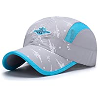 Home Prefer Lightweight Quick Drying Sun Hat Outdoor Sports Uv Protection Caps Mesh Side Ball Cap