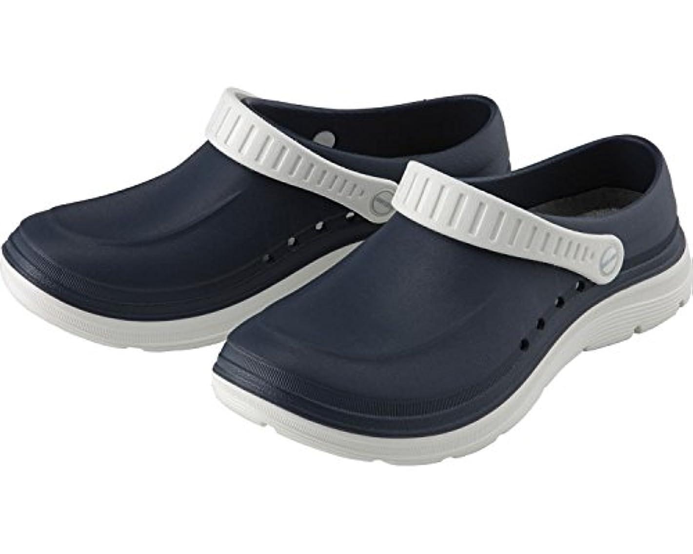 闇光の記者ニューコンフォート LL ダークネイビー No.5050 (マリアンヌ製靴) (シューズ)