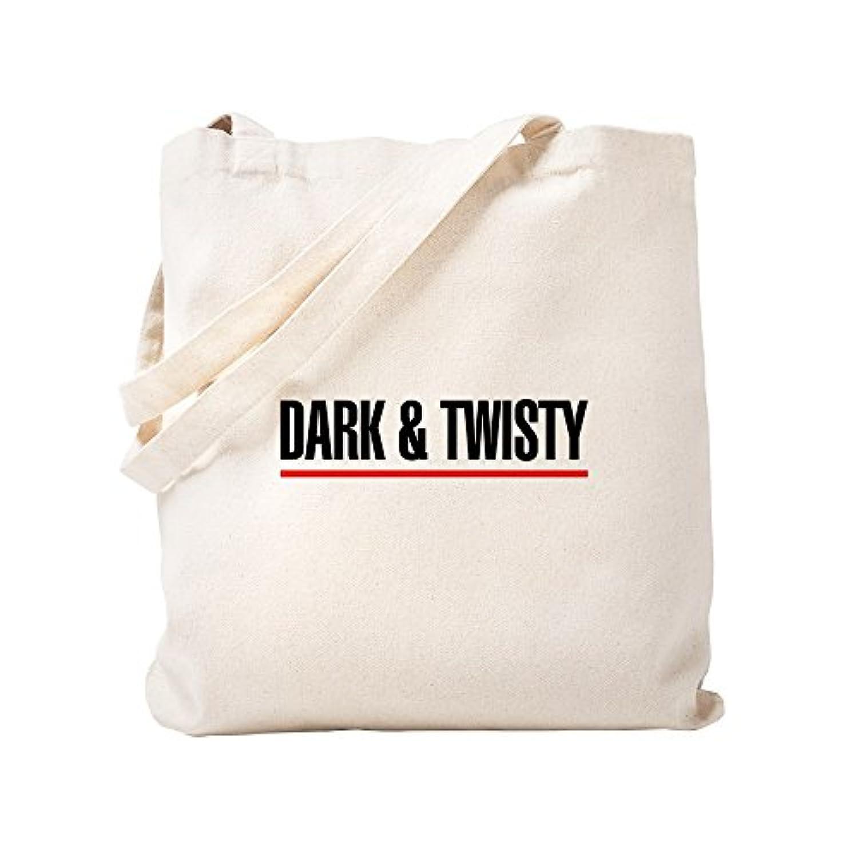 CafePress – Dark and Twistyトートバッグ – ナチュラルキャンバストートバッグ、布ショッピングバッグ S ベージュ 0721925291DECC2