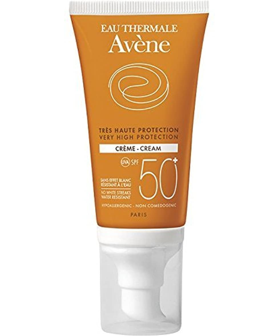 感謝しているキャプチャー適応するアベンヌ(Avene) ハイプロテクション クリーム SPF50+(敏感肌向け) 50ml [海外直送品] [並行輸入品]