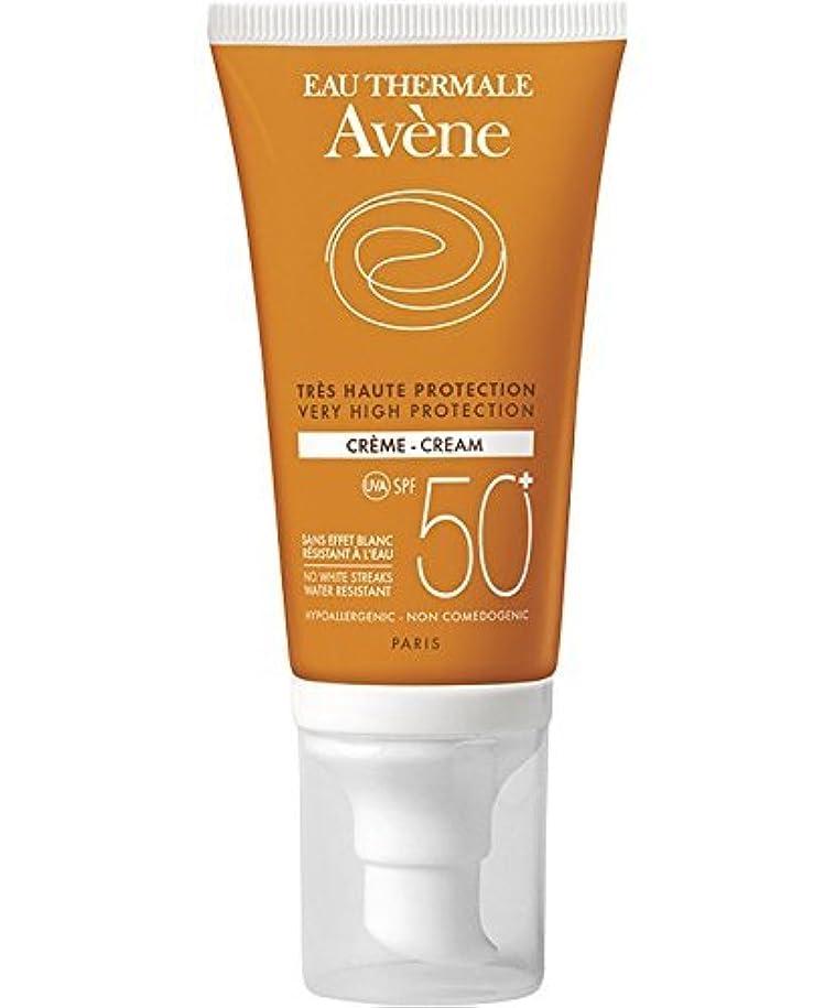 アクティブ喪下に向けますアベンヌ(Avene) ハイプロテクション クリーム SPF50+(敏感肌向け) 50ml [海外直送品] [並行輸入品]