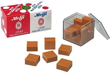 明治サイコロキャラメルパズル