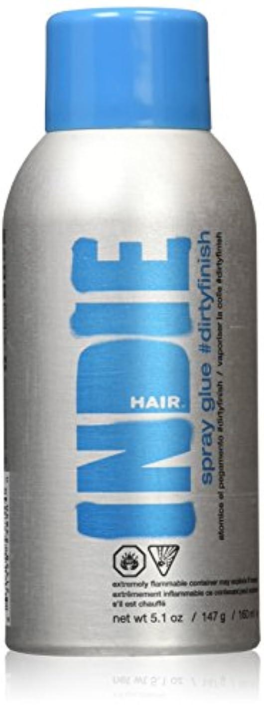 裁判所生き残りますオゾンIndie Hair ダーティフィニッシュスプレーのり、5.1オンス 5.1オンス