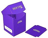 Ultimate Guard Db: Deck Case 100Ct Violet Cards [並行輸入品]