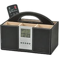 リモコンラック リモコン 収納 リモコンボックス ベローナ VN デジタル時計付ラック M 16103