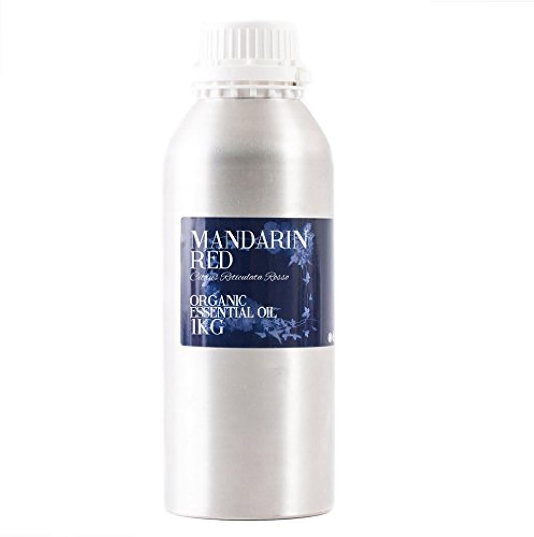 ディスパッチチューリップロープMystic Moments | Mandarin Red Organic Essential Oil - 1Kg - 100% Pure