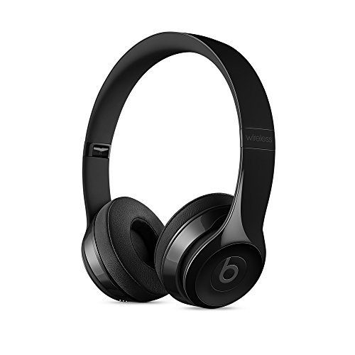 Beats by Dr.Dre ワイヤレスヘッドホン Beats Solo3 Bluetooth対応 密閉型 オンイヤー リモコン有り グロスブラック MNEN2PA/A 【国内正規品】