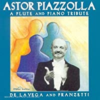 Astor Piazzolla: A Flute and Piano Tribute