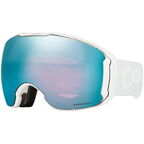 OAKLEY(オークリー) スノーボード ゴーグル Airbrake XL Factory Pilot Whiteout (Asia Fit) OO7078-18